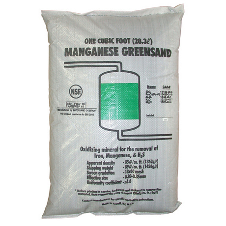 Manganese Greensand Plus (меш. 14.15 л, 20 кг)