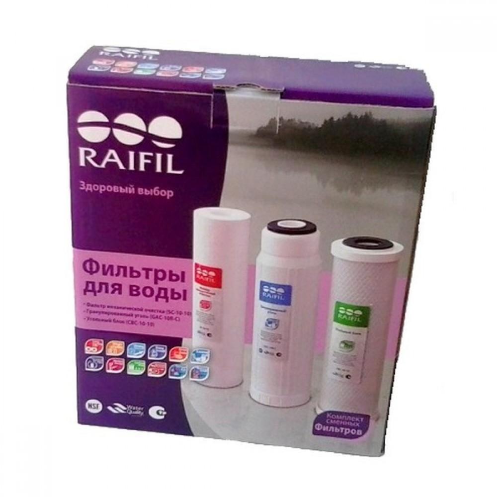 Raifil TRIO (GAC/UDF)
