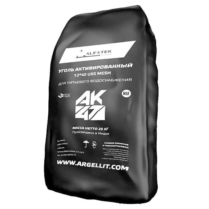 АК47 (меш. 50 л, 25 кг, фракция MESH 12х40)
