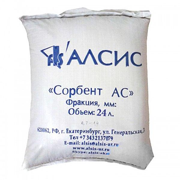 Сорбент АС (меш. 60 л, 37 кг)