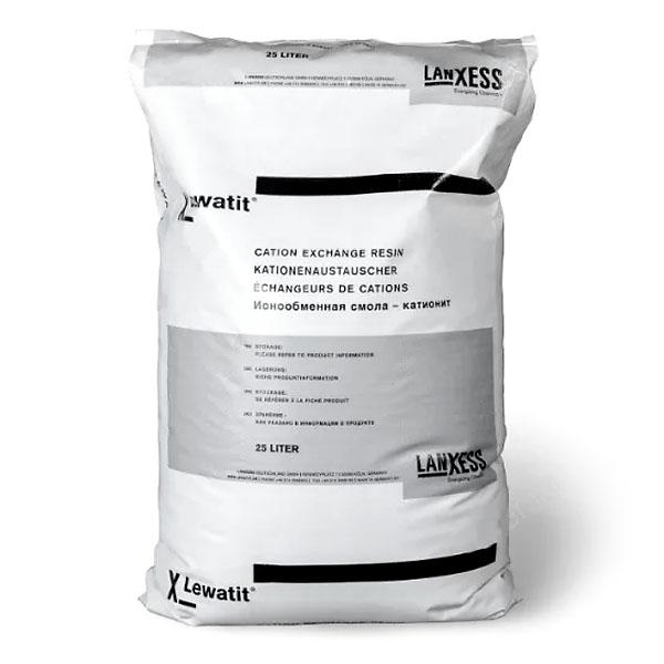 Lewatit Monoplus С249 NS (меш. 25 л, 17 кг)