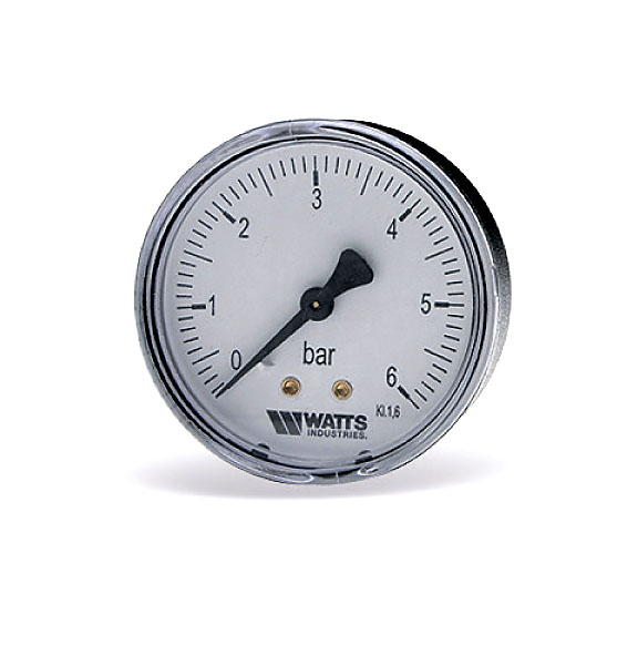 Watts F+R100 (MAL) 1/4″ 63мм 6bar
