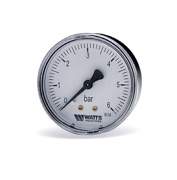 Watts F+R150 (MAS) 1/4″ 80мм 16bar