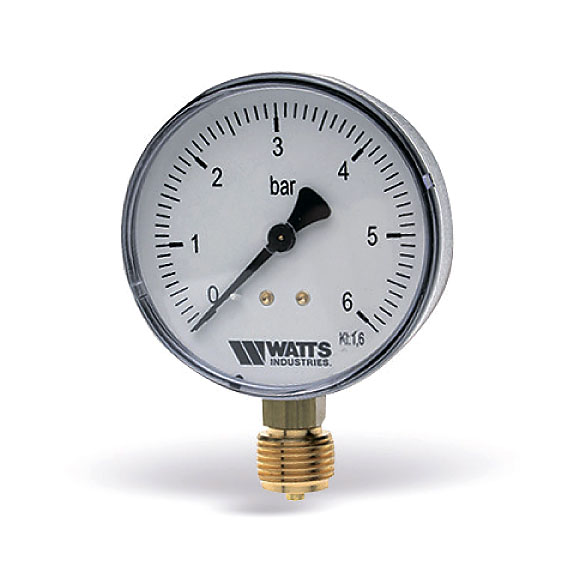 Watts F+R200 (MRP) 1/4″ 63мм 6bar