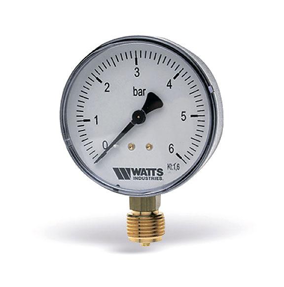 Watts F+R250 (MRS) 1/2″ 100мм 10bar