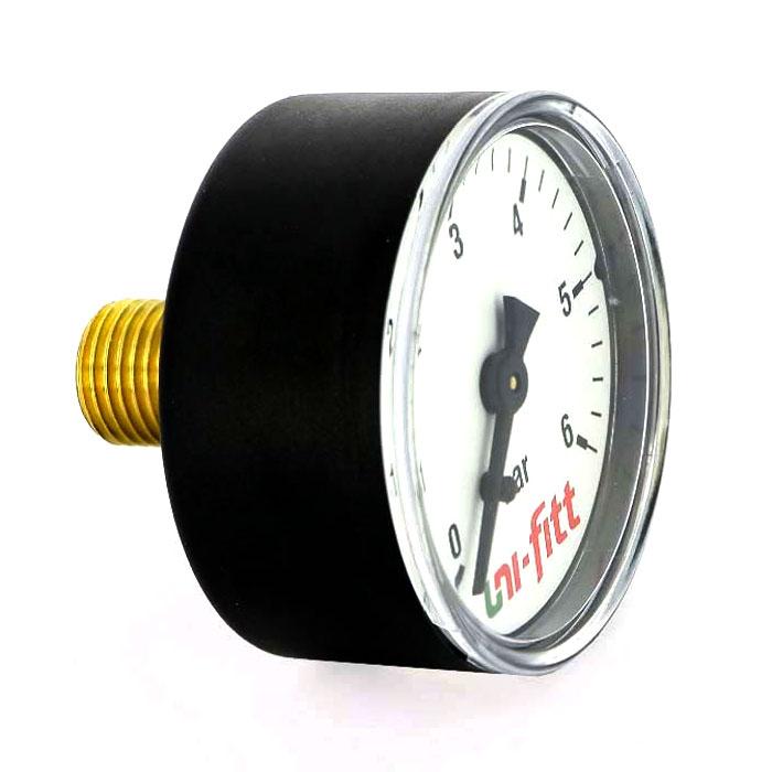 Uni-Fitt 1/4″ 63 мм 6 атм
