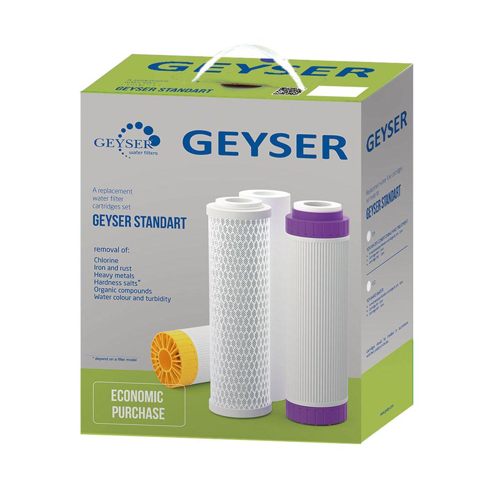 С-1 для Гейзер Стандарт для мягкой воды