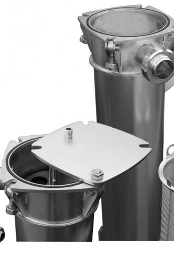 Мешочные фильтры для очистки воды различной производительности