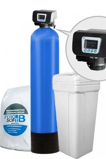 Система обезжелезивания и умягчения воды для коттеджа