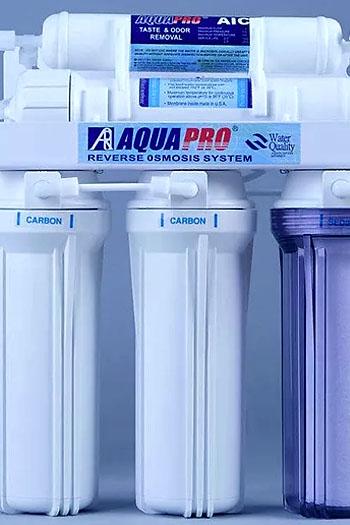 Фильтры AquaPro для питьевой воды